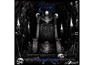 Grave Ritual - Morbid Throne - (CD)