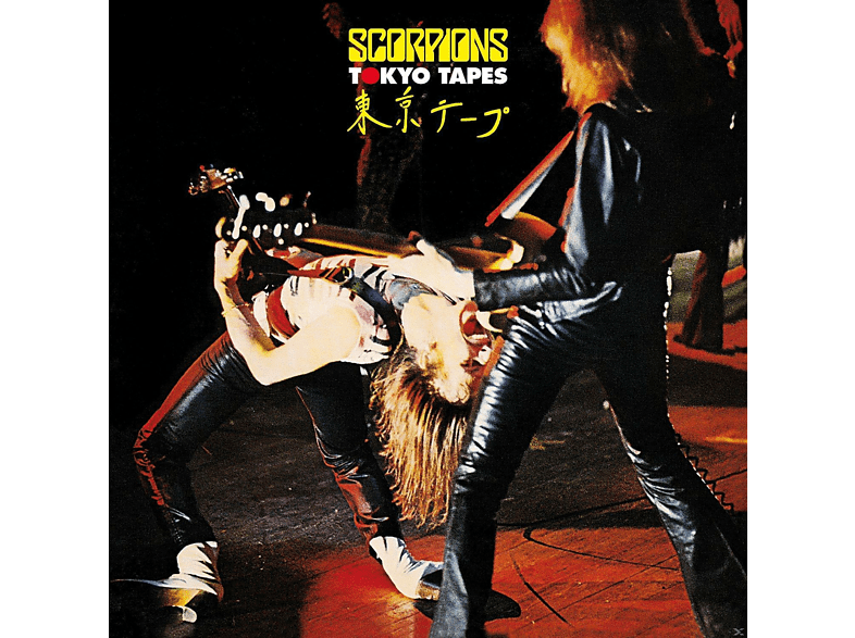 Scorpions - Tokyo Tapes (50th Anniversary Deluxe Edition) [CD]