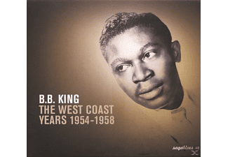 B.B. King - The West Coast Years 1954-1958 - (CD)