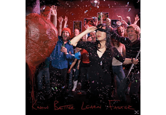 Thao With The Get Down Stay Down - Know Better Learn Faster - (CD)