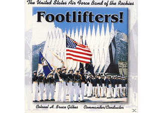 United States Air Force - FOOTLIFTERS! - (CD)