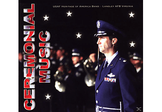 United States Air Force - CEREMONIAL MUSIC - (CD)
