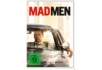 Mad Men - Season 7.2 - (DVD)