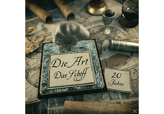 Die Art - Das Schiff (Deluxe Reissue+Download) - (Vinyl)