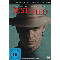 Justified - Staffel 6 [DVD]