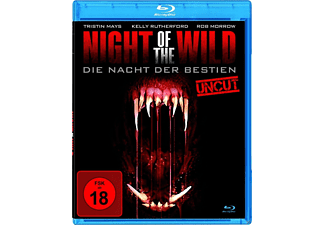Night Of The Wild-Die Nacht Der Bestien (Uncut) - (Blu-ray)
