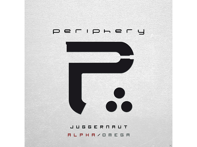 Periphery - Juggernaut: Alpha/Omega [CD]