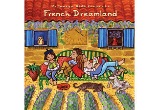 VARIOUS - French Dreamland - (CD)