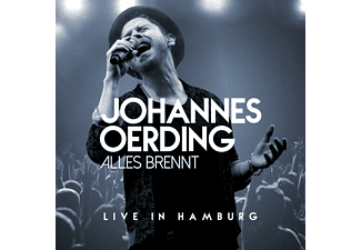 Johannes Oerding - Alles brennt (Live in Hamburg) [CD + Blu-ray Disc]