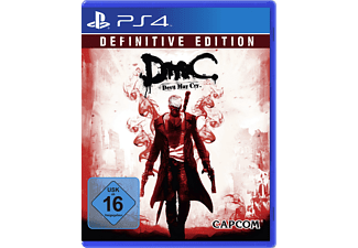 DMC DEVIL MAY CRY DEFINITIVE EDITION - PlayStation 4
