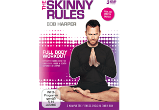 The Skinny Rules-Full Body Workout - (DVD)