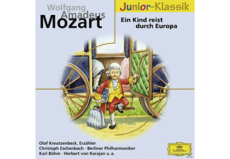Olaf Kreutzenbeck, Various Specialty Artists, Berliner Philharmoniker - Ein Kind Reist Durch Europa - (CD)