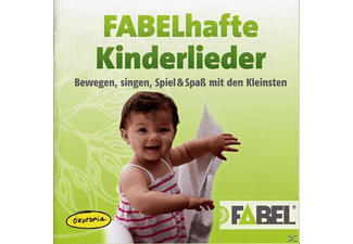 VARIOUS - Fabelhafte Kinderlieder - (CD)