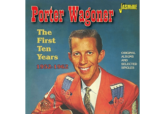 Porter Wagoner - The First 10 Years - (CD)