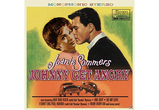 Joanie Sommers - Johnny Get Angry - (CD)
