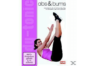 BODY-TONIC - ABS & BUMS - (DVD)
