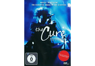 The Cure - The Definitive Critical Review 1979-1989 - (DVD)