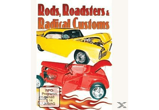 RODS TOADSTERS & RADICAL CUSTROMS - (DVD)