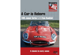 A Car Is Reborn - Jaguar [DVD]