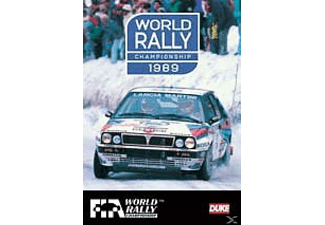 World Rally Championship 1989 - (DVD)