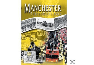 THROUGH THE AGES - MANCHESTER - (DVD)