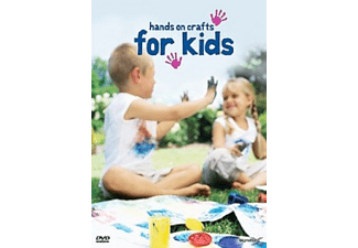 Hands on Crafts for Kids - (DVD)