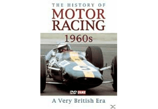The History of Motor Racing - 1960s: A Very British Era - (DVD)