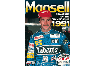 Mansell - Challenge For the Championship - (DVD)