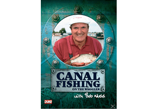 Canal Fishing on the Waggler with Bob Nudd - (DVD)