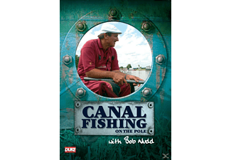 Canal Fishing - on the Pole With Bob Nudd - (DVD)