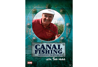 Canal Fishing - Advanced Techniques With Bob Nudd - (DVD)