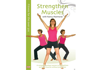 Fitness For The Over 50's - Strengthen Muscles [DVD]