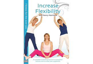Fitness For The Over 50's - Increase Flexibility - (DVD)