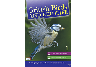 British Birds and Birdlife Vol.1 - (DVD)