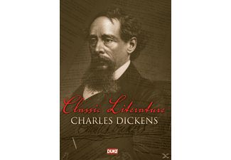 Classic Literature- Charles Dickens - (DVD)