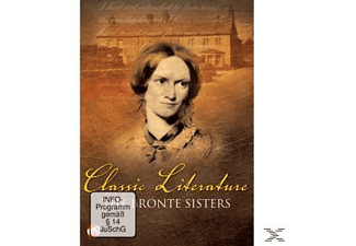 CLASSIC LITERATURE - THE BRONTE SISTERS - (DVD)