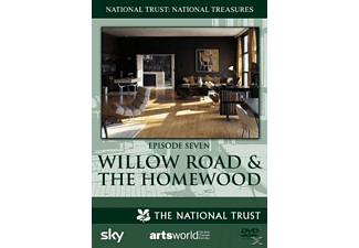 National Trust - Willow Road/The Homewood - (DVD)