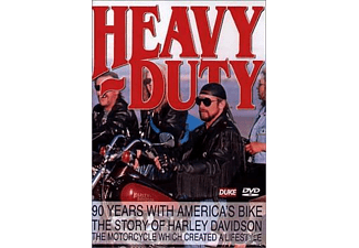 Heavy Duty - (DVD)