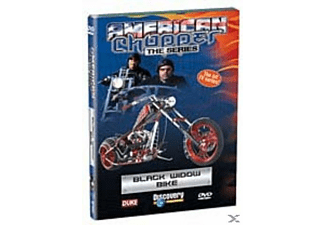 American Chopper Black Widow Bike - (DVD)