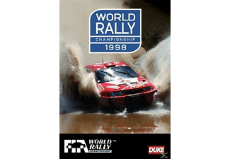 1998 World Rally Championship - (DVD)