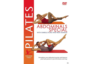 Pilates Abdominals Special Vol.3 - (DVD)