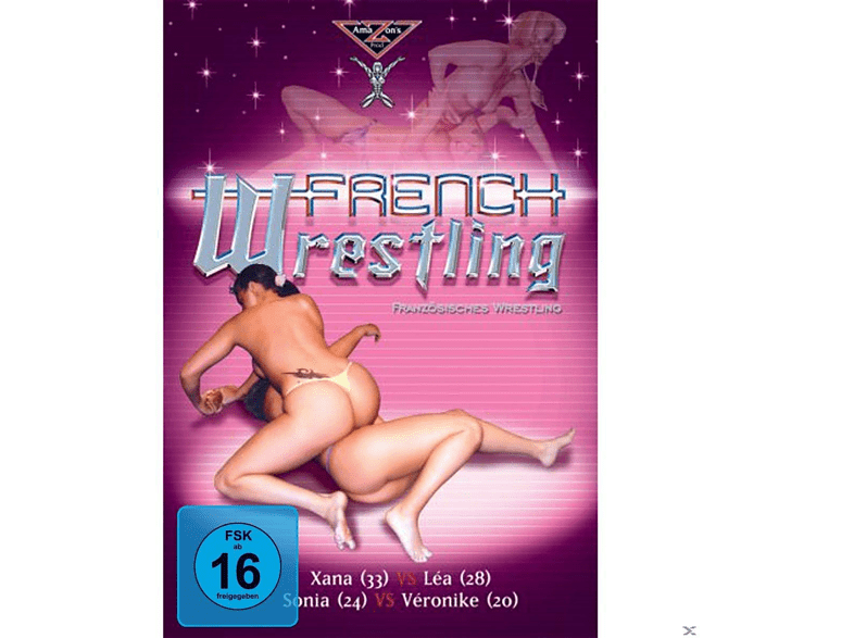 Topless Wrestling - French Wrestling - Französisches Wrestling [DVD]