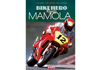 Bike Hero Randy Mamola - (DVD)