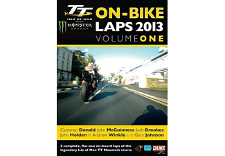 Tt 2013 Vol.1 On Bike Laps - (DVD)