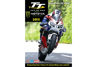 2013 Official Review Isle Of Man - (DVD)