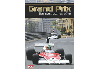 Various - Grand Prix The Past Comes Alive - (DVD)
