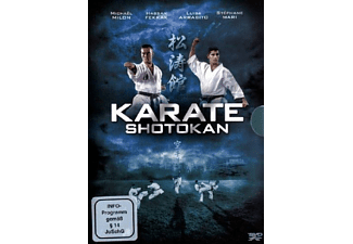 KARATE SHOTOKAN (BOX) - (DVD)