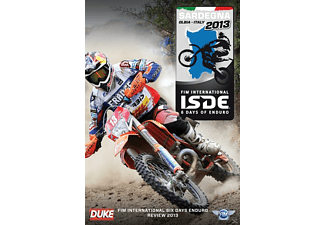 FIM International 2013 - 6 Days of Enduro - (DVD)