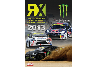 European Rallycross - Official Review 2013 - (DVD)
