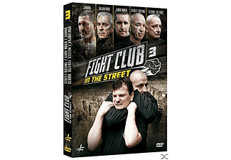 FIGHT CLUB IN THE STREET 3 - (DVD)